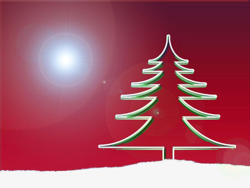 Immagini di Natale Albero di Natale da condividere