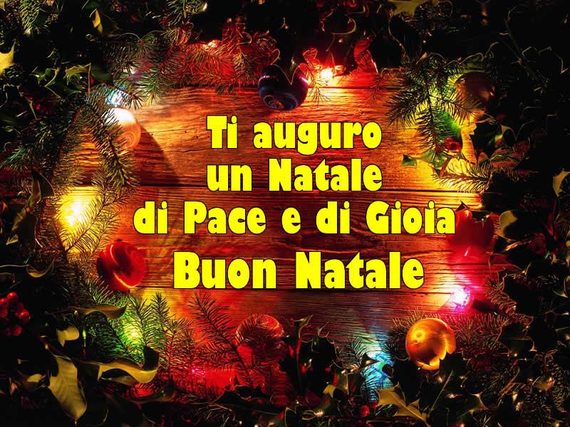 Immagini di Natale Auguri felice Natale