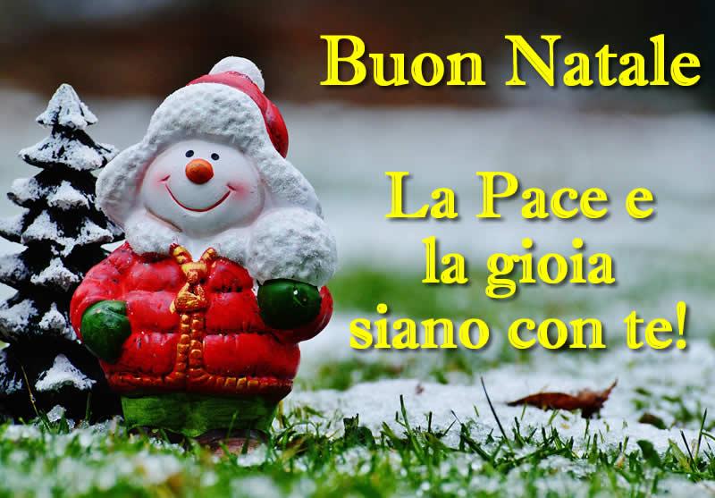 Immagini di Natale Augurio Natale