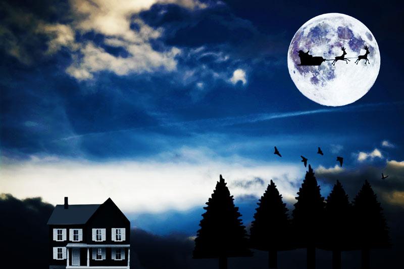 Immagini di Natale Babbo Natale da condividere