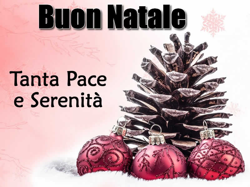 Immagini di Natale Buon Natale da condividere