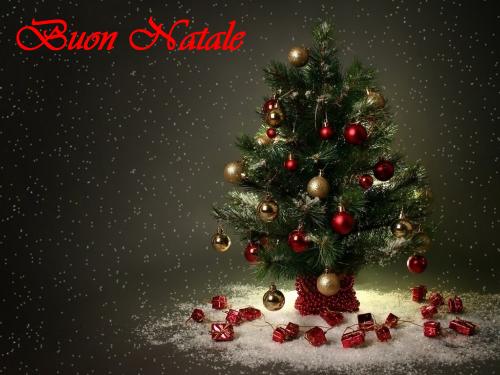 Immagini di Natale Albero di Natale