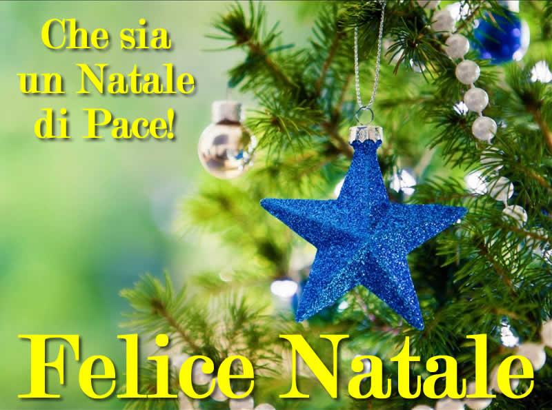 Immagini di Natale Immagine Buon Natale auguri