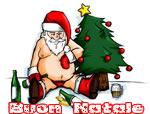 Babbo Natale Ubriaco.Babbo Natale Ubriaco Disegni Di Natale 2019