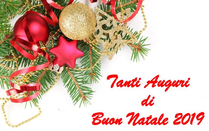 Immagini Di Natale Auguri Buon Natale 2019