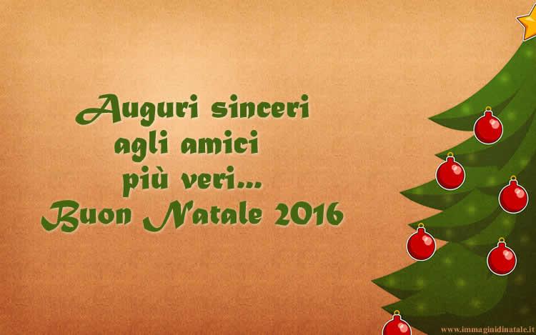 Immagini di Natale Auguri di Natale 2016