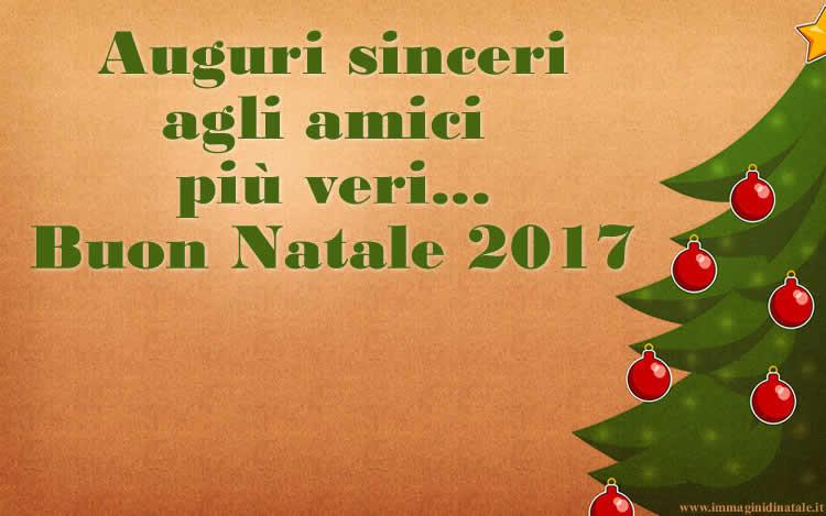 Immagini di Natale Auguri di Natale 2017