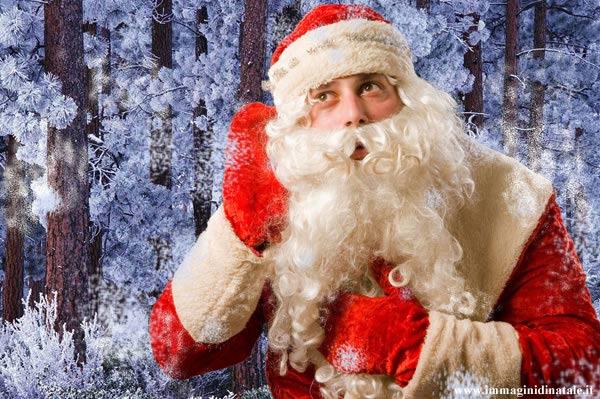 Immagini Babbo Natale: Babbo Natale immagine