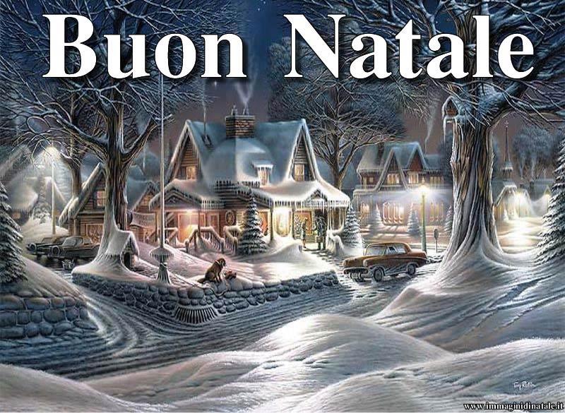 Immagini di Natale: Buon Natale