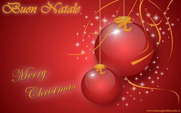 Immagini di Natale - Foto Natalizie Palline