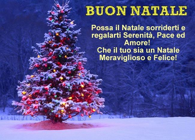 Immagini di Natale Albero Auguri