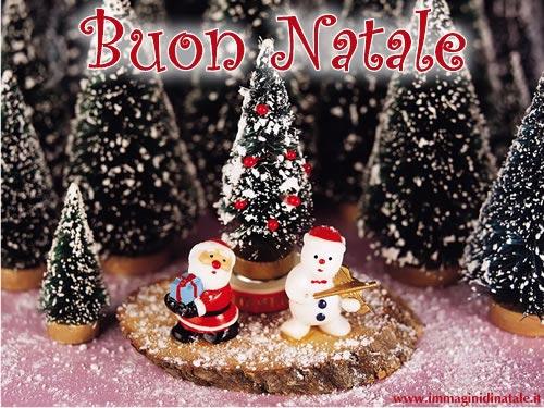 Immagini di Natale - Pupazzi di Natale