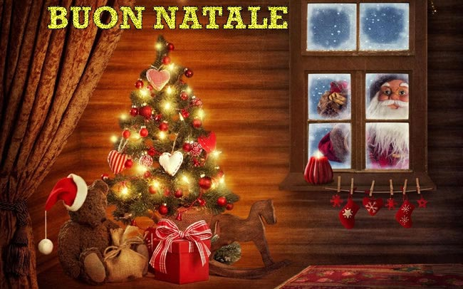 Immagini Albero di Natale: Buon Natale