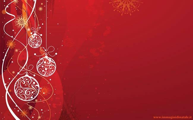 Immagini di Natale Immagine Palline natale