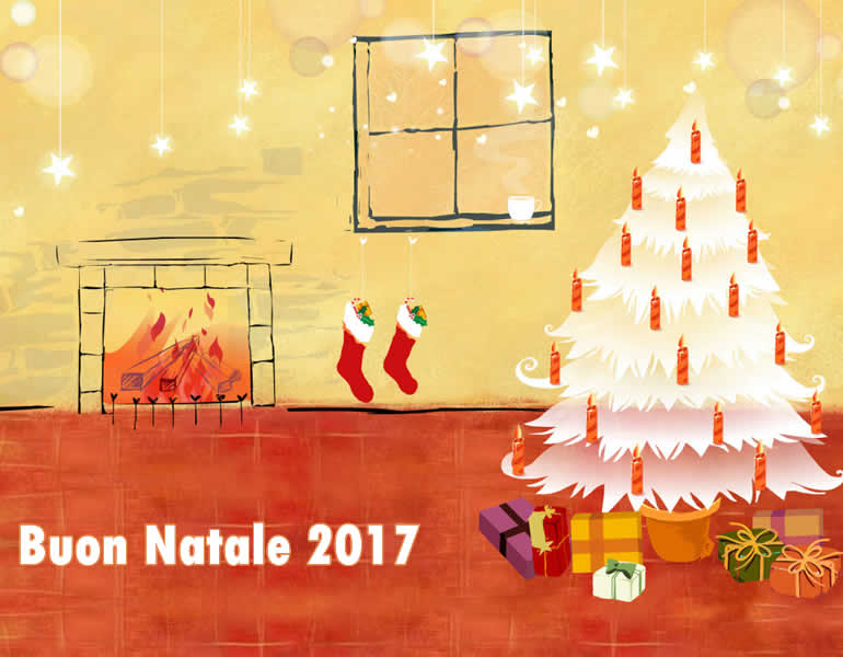 Immagini di Natale Auguri Natale 2017