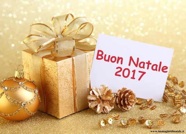 Immagini di Natale Immagine di Buon Natale 2017