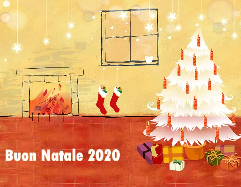 Immagini di Natale Auguri Natale 2020
