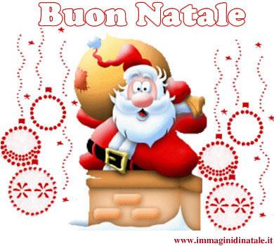 Immagini di Natale - Babbo Natale