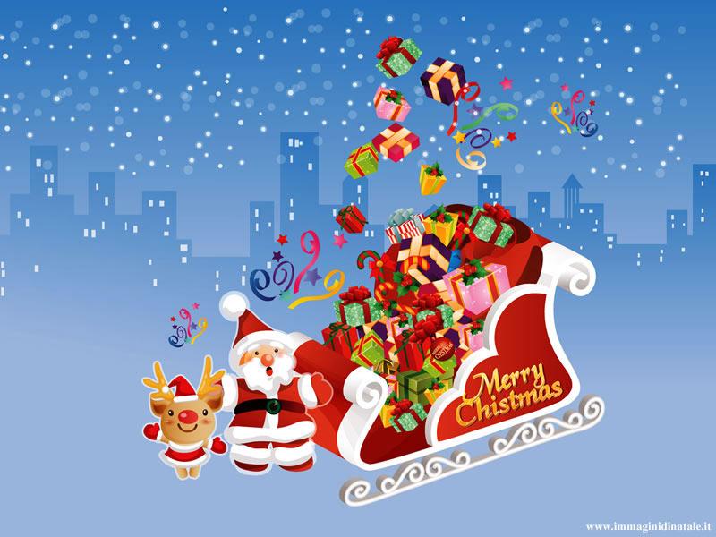 Immagini di Natale Babbo Natale
