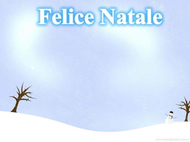 Immagini di Natale Immagine Felice Natale